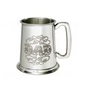 Dad Pewter Tankard