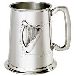 Irish Harp Tankard