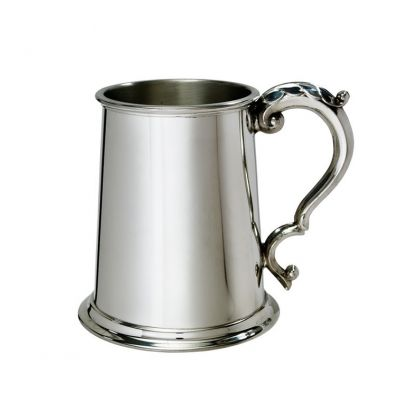 Plain Fancy Handle Tankard