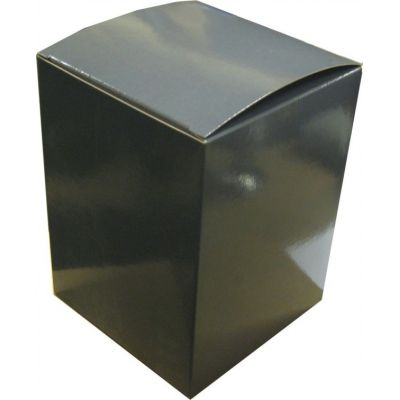 Plain Glass Base Heavy Tankard