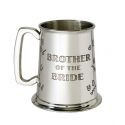 Brother of the Bride Tankard