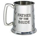 Father of the Bride Tankard