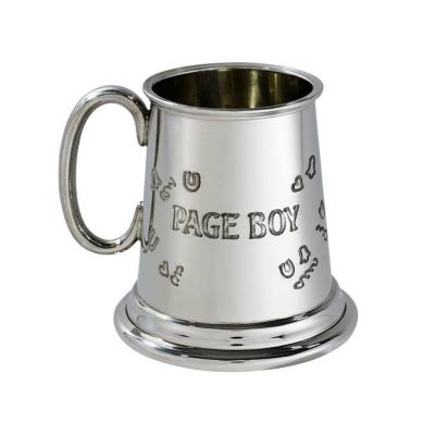 Page Boy Mug