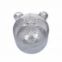 Cast Bear Pewter Trinket Box