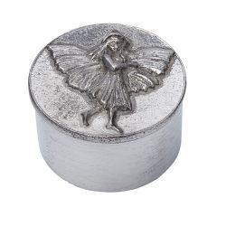 Cast Fairy Trinket Box