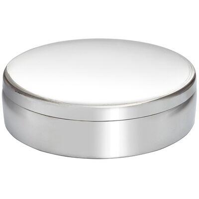 Round Large Trinket Box