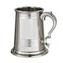 Worcester Part Satin Pewter Tankard