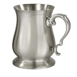 Abbey Bell Pewter Tankard