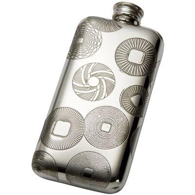 Millstones Pocket Flask
