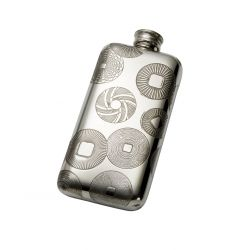 Millstones Pocket Flask