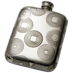 Millstones Pocket Flask 4oz
