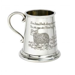 Baa Baa Black Sheep Mug