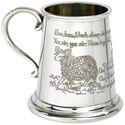 Baa Baa Black Sheep Mug