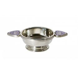 Purple Heart of the Highlands Quaich