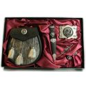 5 Piece Semi-Dress Sporran Gift Set
