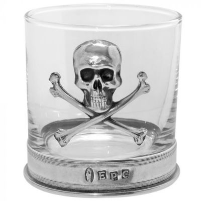 Poison Whiskey Glass