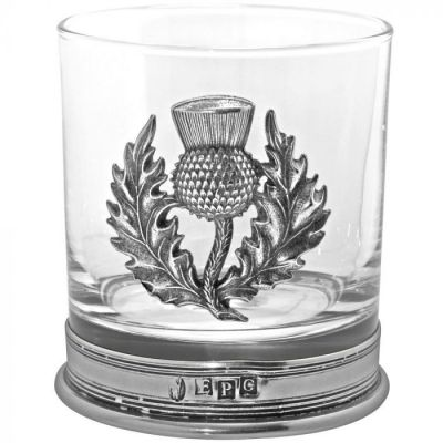 Thistle Whiskey Glass