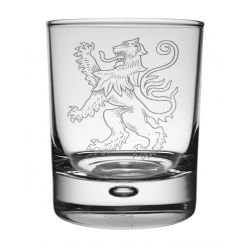 Rampant Lion Whisky Glass
