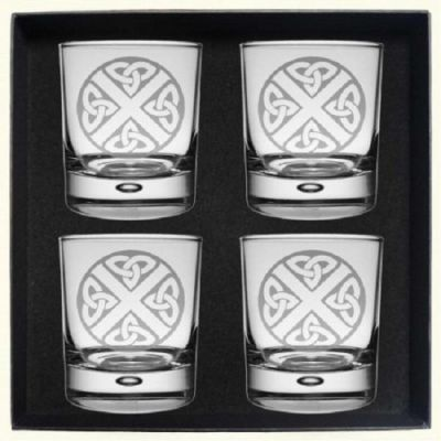 Sail Boat Whisky Glass