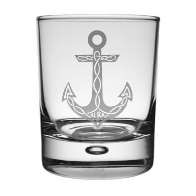 Anchor Whisky Glass
