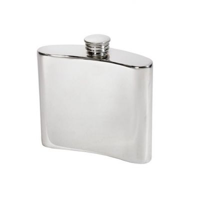 Paisley Style Kidney Hip Flask