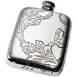 Acanthus Pocket Flask