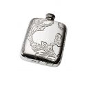 Acanthus Pocket Flask