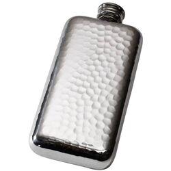 Hammered Pocket Flask 3oz