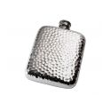 Hammered Pocket Flask 4oz
