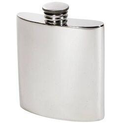 Plain Kidney Hip Flask 3oz