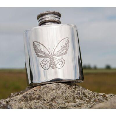 Butterfly Purse Flask 1oz