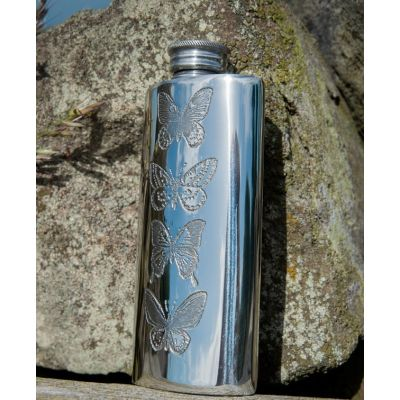 Butterfly Purse Flask 2oz